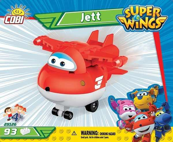 Cobi-super wings 90